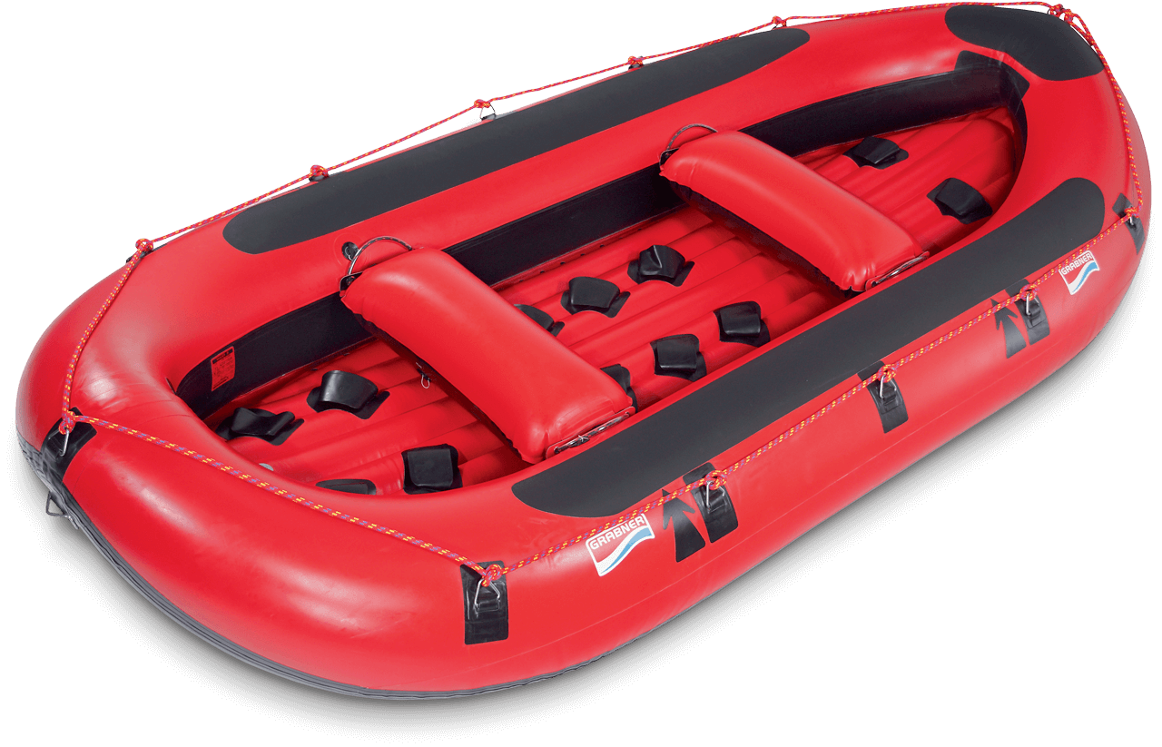 rafting boot grabner raft
